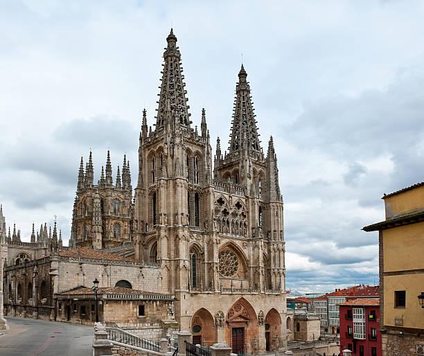 catedral - burgos fotografías e imágenes de stock