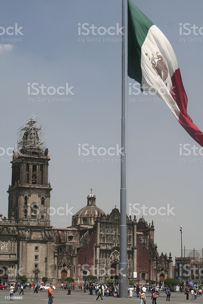 catedral royalty-free stock photo