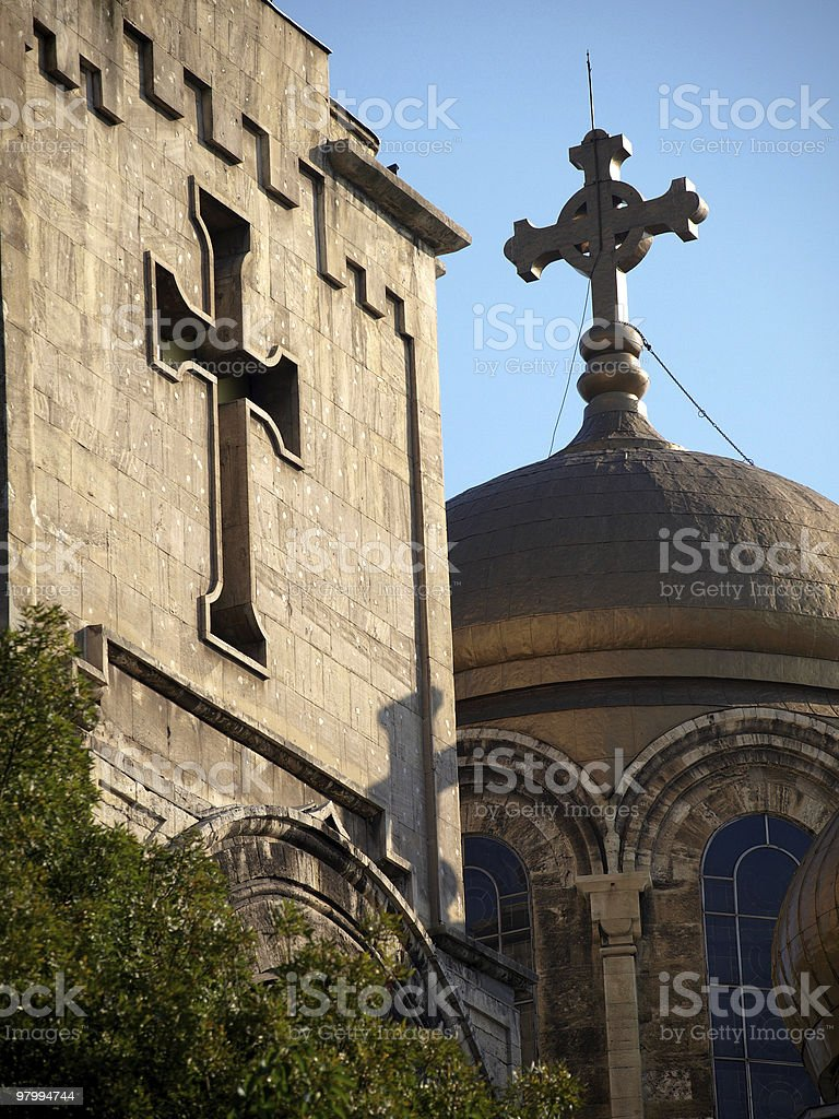 cathedral royalty free stockfoto