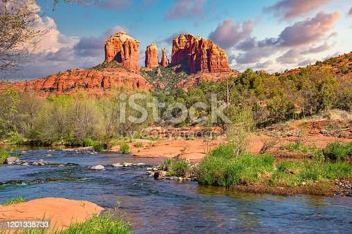 istock Cathedral Rock In Sedona Arizona 1201338733