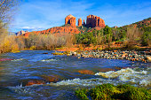 Cathedral Rock near Sedona, Arizona