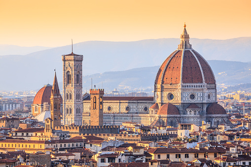 Cathedral Santa Maria Del Fiore,Florence, Italy
