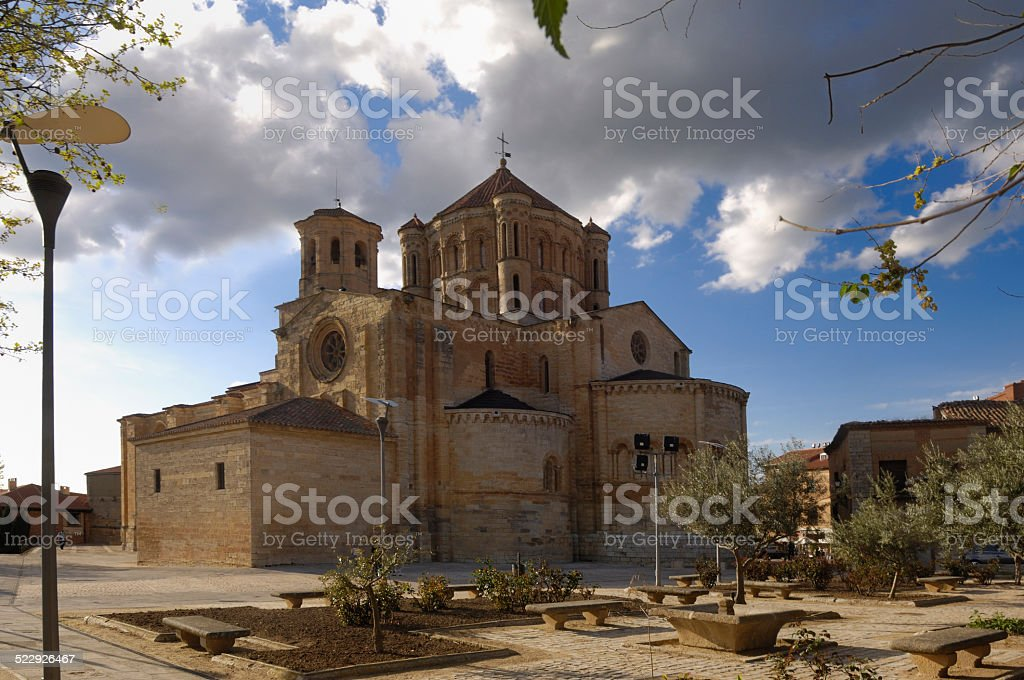 catedral, Toro, Zamora, España stock photo