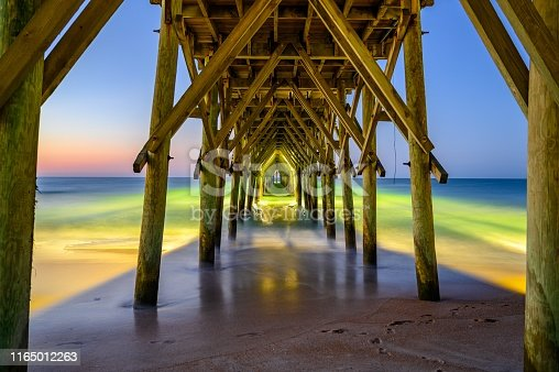 istock Cathedral Under the Pier 1165012263