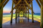 Surf City Pier, North Carolina