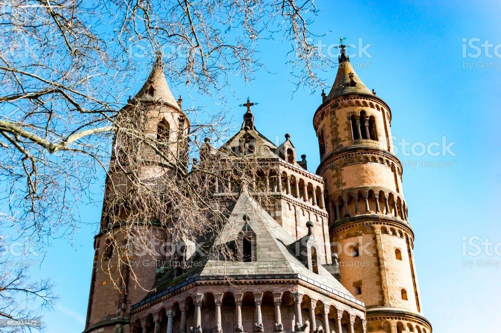 Cathédrale de Worms Allemagne - Photo