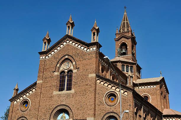 catholic cathedral, asmara, eritrea - eritrea stock photos and pictures