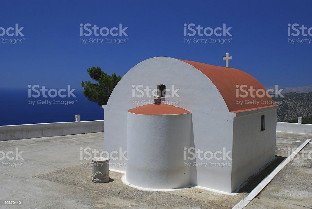 Katholische Kapelle Lizenzfreies stock-foto