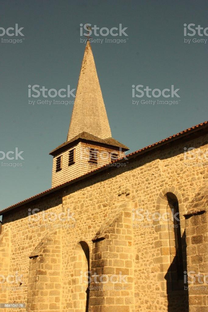 Catholic Church royalty-free stock photo