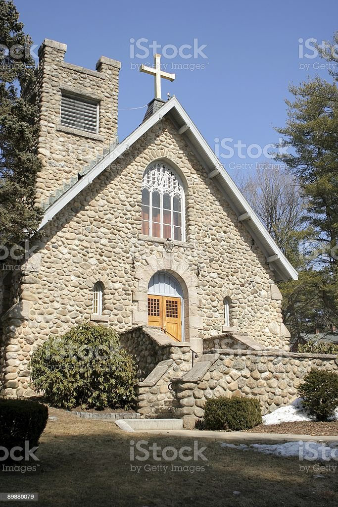 Catholic Church royalty-free stock photo