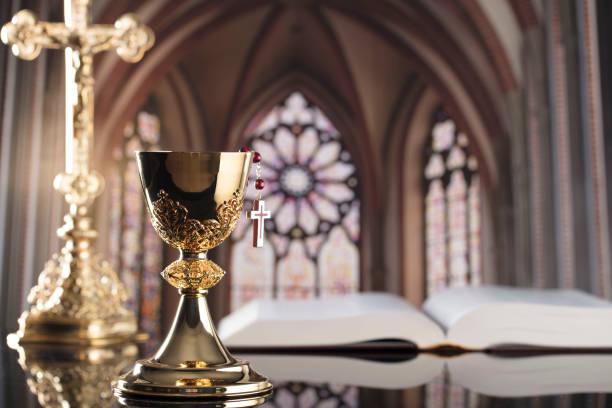 conceito católico. - catolicismo - fotografias e filmes do acervo