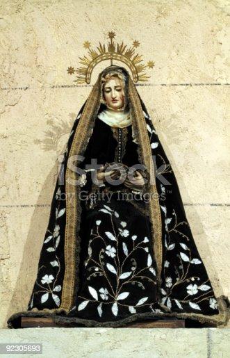 istock Catholic effigy pre 19 th century 92305693