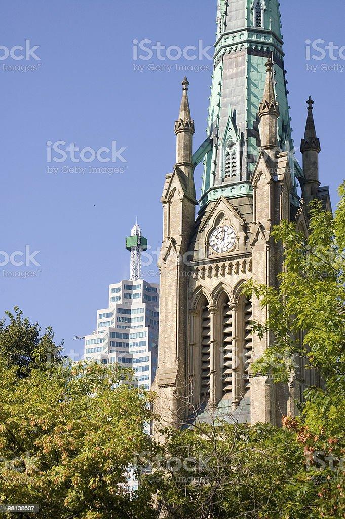 Catolik Church royalty-free stock photo