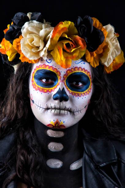 Catrina, Day of the Dead.