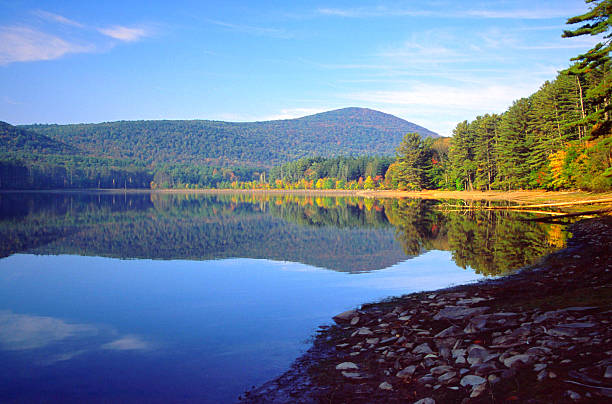 Catskills, New York Catskill Park in New York catskill mountains stock pictures, royalty-free photos & images