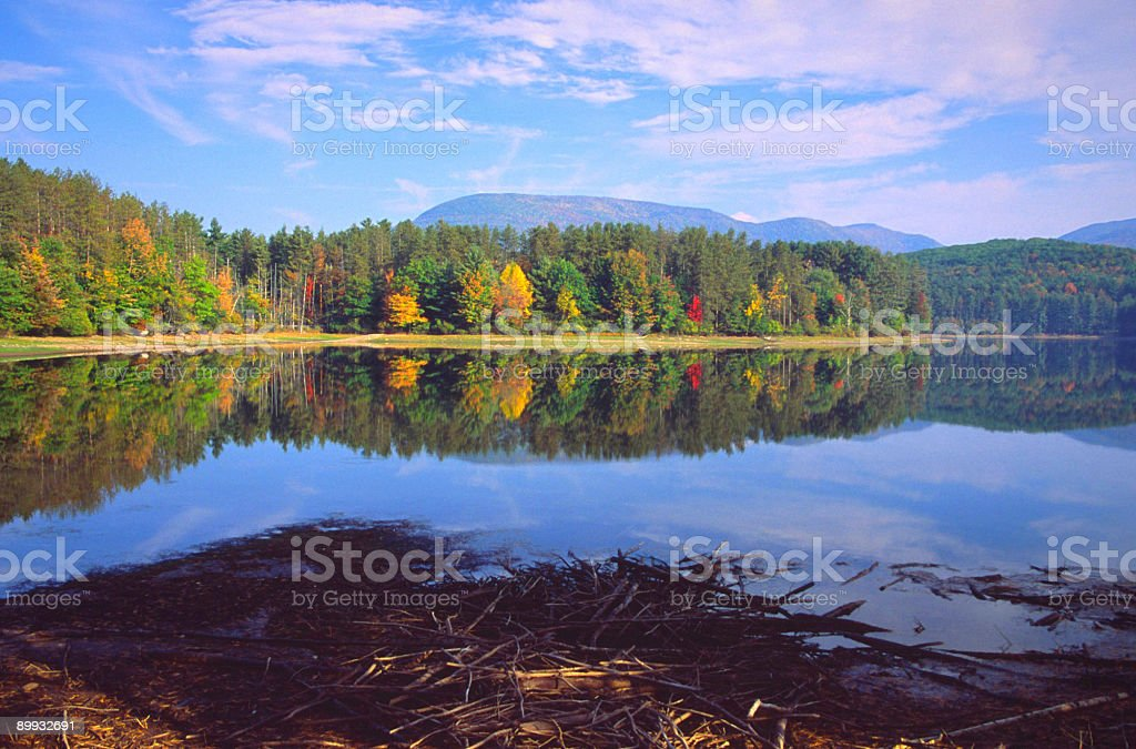 Catskills, New York stock photo