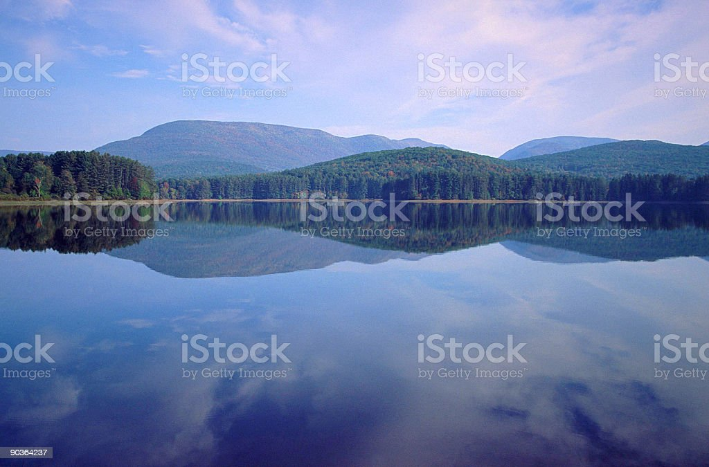 Catskills New York stock photo
