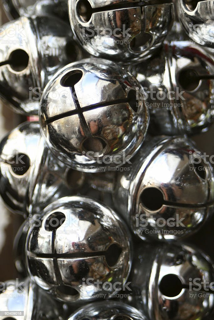 cattle bells royalty-free stock photo