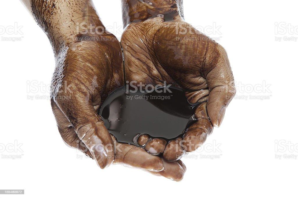 czarna ropa