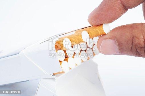 USA, Cigarette Pack, Addict, Addiction, Adult