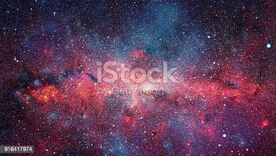 istock Cauldron of Stars at the Galaxy Center.Elements of this image furnished by NASA 916417974