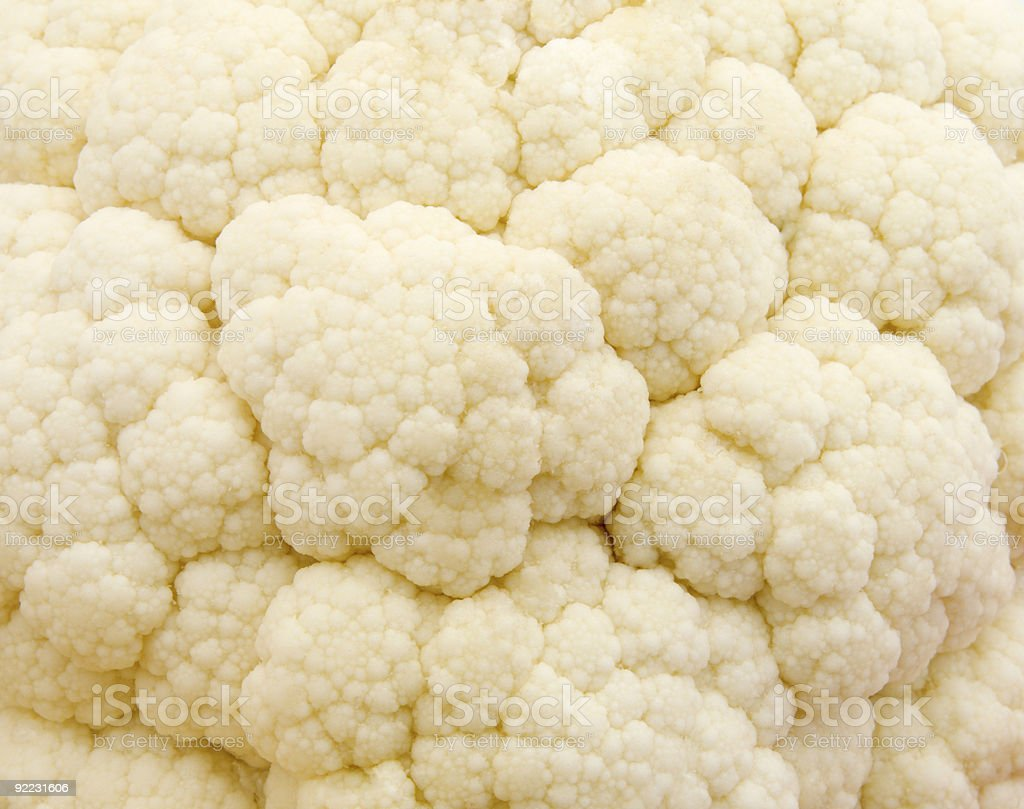 cauliflower background royalty-free stock photo
