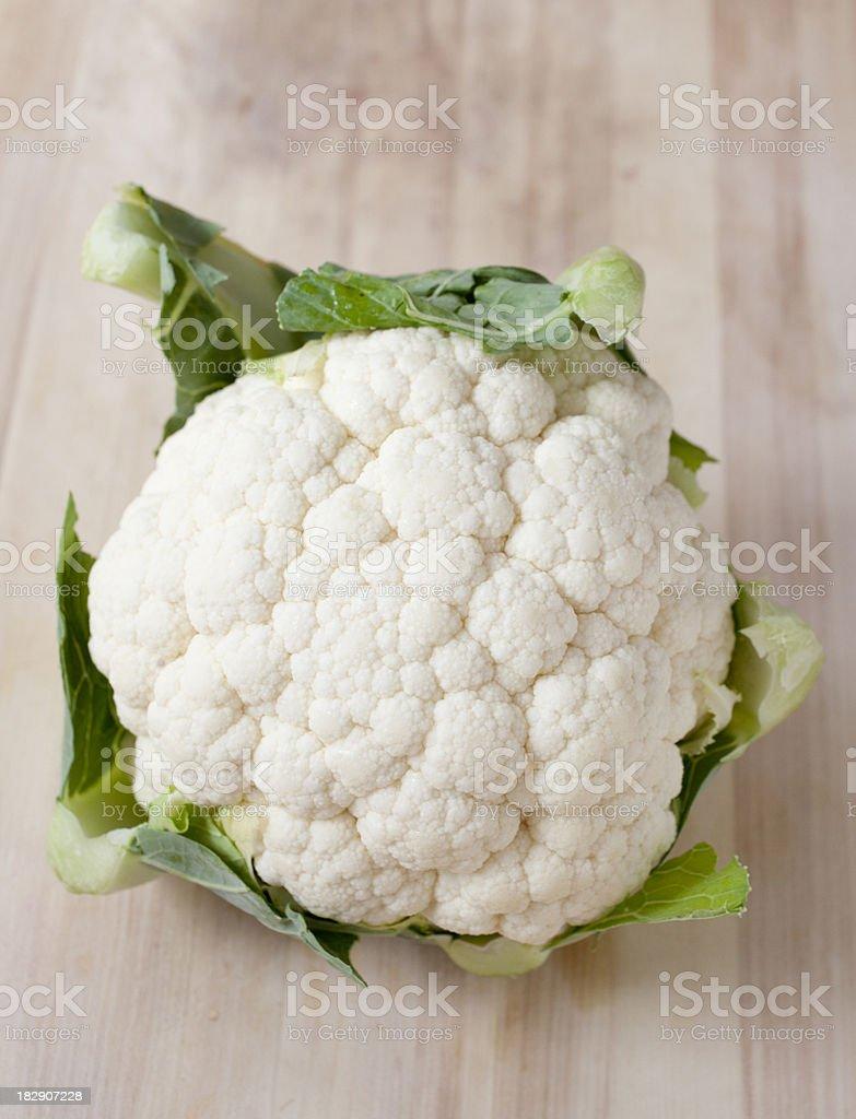 Cauliflower Head royalty-free stock photo