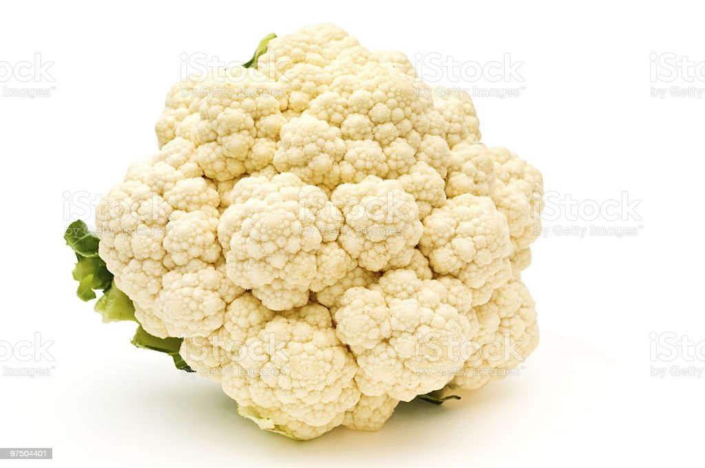 Cauliflower. royalty-free stock photo
