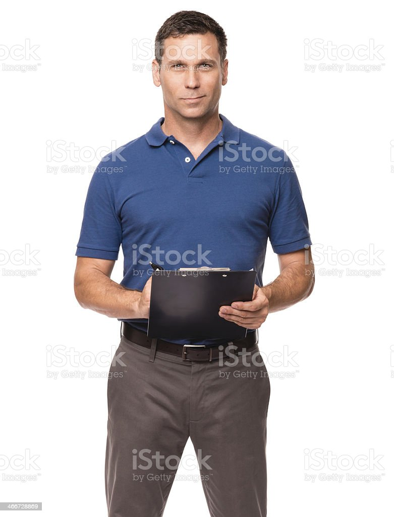 Causal Businessman stock photo