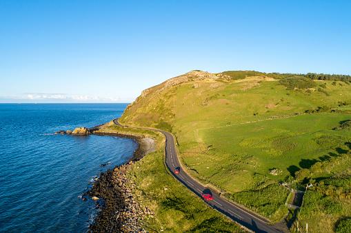 istock Causeway Coastal Route in Northern Ireland, UK 1134231762
