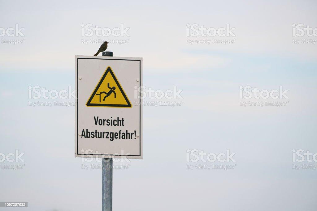 Vorsicht, Gefahr – Foto