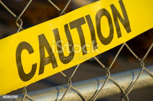 istock Caution 96984306