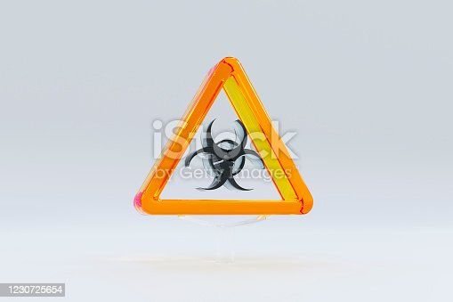 istock Caution sign 1230725654