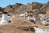 istock Cave Houses - Guadix - Spain 547153322