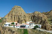 istock Cave houses of Guadix 471441637