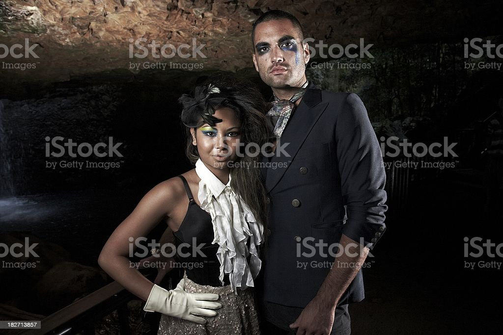 cave style royalty-free stock photo