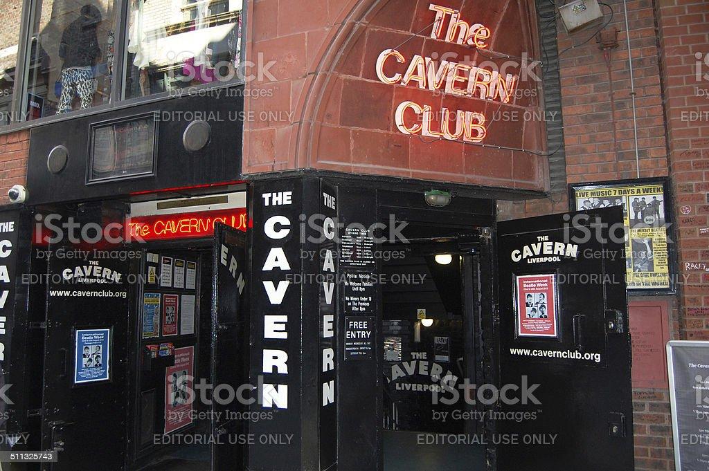 Cavern Club stock photo