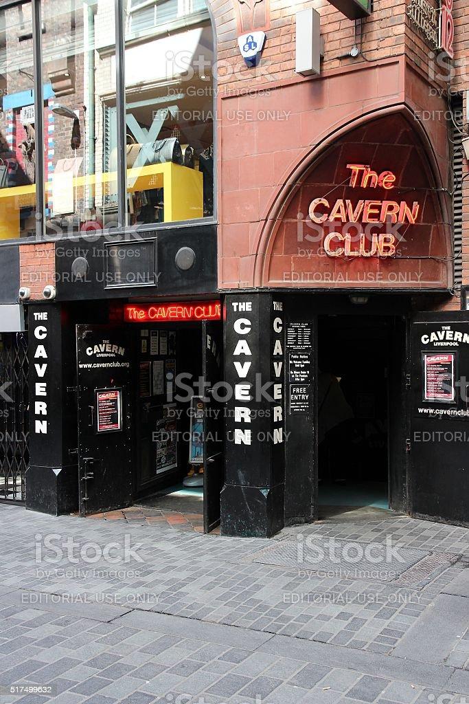 Caverna Club - foto de acervo