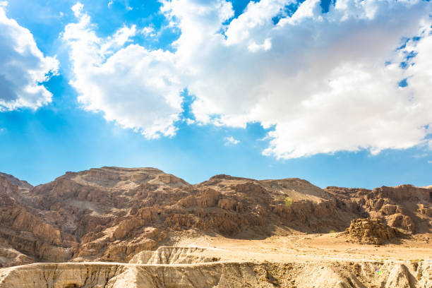 Caves of Qumran, manuscripts of the Dead Sea. Caves of Qumran, manuscripts of the Dead Sea. jerusalem old city stock pictures, royalty-free photos & images