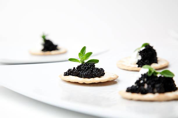 Caviar stock photo