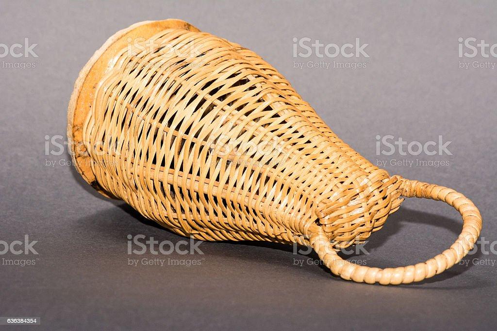 Caxixi - traditional capoeira instrument - foto de acervo