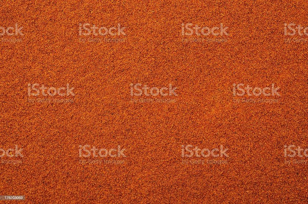 Cayenne Pepper Background stock photo