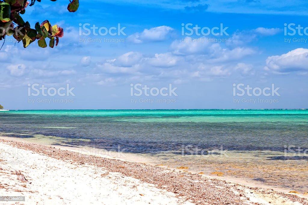 Cayman Islands stock photo