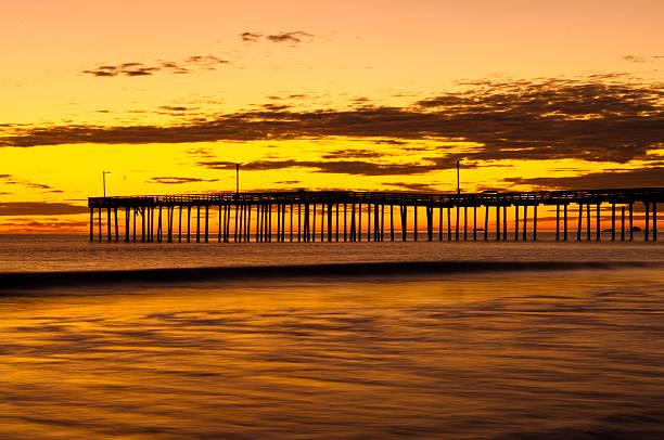 Cayucos Pier stock photo