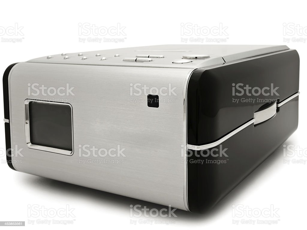 Cd Player stock photo