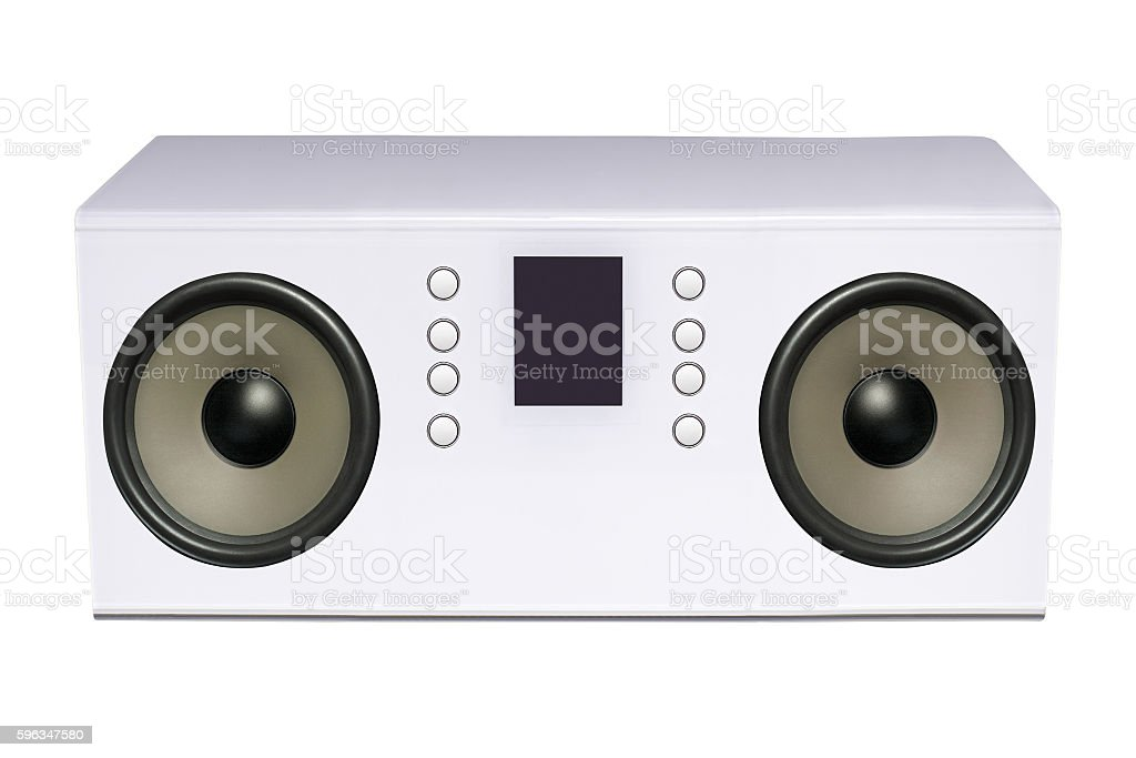 cd player royalty-free stock photo