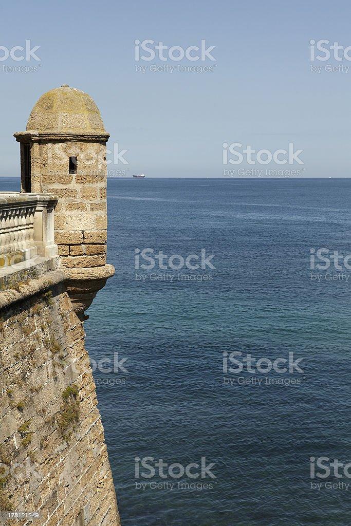 Cádiz stock photo