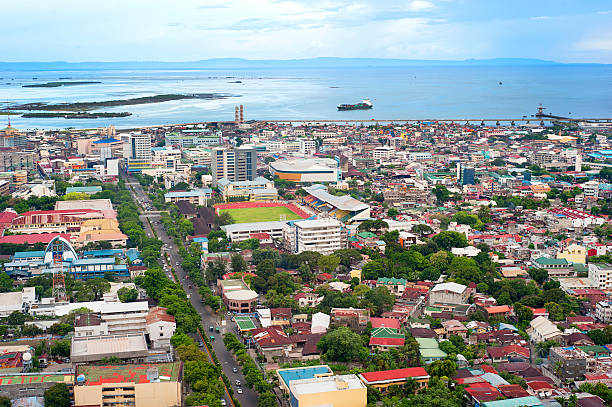 cebu city - cebu stockfoto's en -beelden