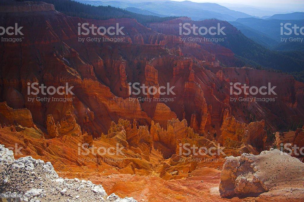 Cedar Breaks royalty-free stock photo