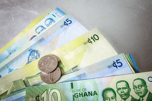 Exchange rate Ghana cedi (GHS) to Surinam dollar (SRD) live on Forex exchange market